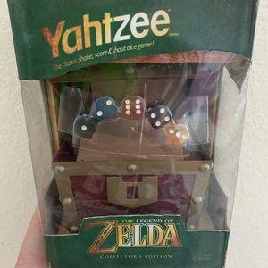 Zelda Collector's Edition Yahtzee!